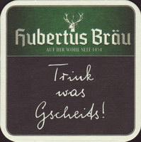 Pivní tácek hubertus-brau-41-zadek-small