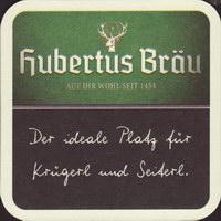 Pivní tácek hubertus-brau-46-small