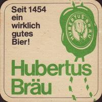 Pivní tácek hubertus-brau-47-small