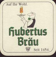 Pivní tácek hubertus-brau-48-small