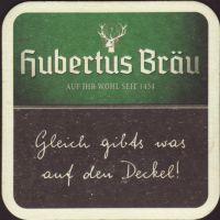 Pivní tácek hubertus-brau-49-small