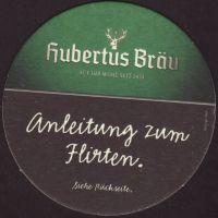 Pivní tácek hubertus-brau-50-small