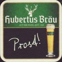 Pivní tácek hubertus-brau-51-small