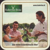 Pivní tácek hubertus-brau-57-zadek-small