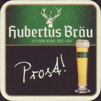 Pivní tácek hubertus-brau-58-small