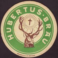Pivní tácek hubertus-brau-63-small