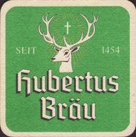 Pivní tácek hubertus-brau-65-small