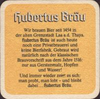 Beer coaster hubertus-brau-65-zadek-small