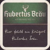 Pivní tácek hubertus-brau-69-small