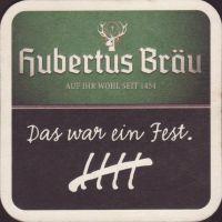 Pivní tácek hubertus-brau-70-small