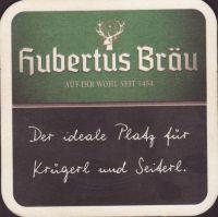 Pivní tácek hubertus-brau-72-small
