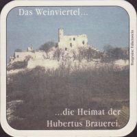 Beer coaster hubertus-brau-73-zadek-small