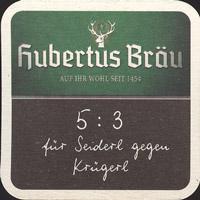 Pivní tácek hubertus-brau-9-zadek