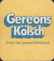 Pivní tácek hubertus-brauerei-gereons-kolsch-9-zadek-small