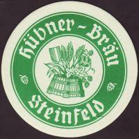 Pivní tácek hubner-brau-1-small