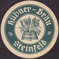 Pivní tácek hubner-brau-3-small