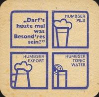 Pivní tácek humbser-1-zadek