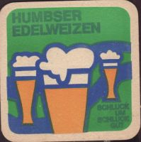 Beer coaster humbser-10-small