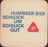Beer coaster humbser-17-small