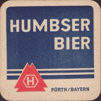 Beer coaster humbser-18-small