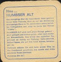 Pivní tácek humbser-2-zadek