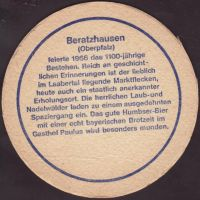 Beer coaster humbser-22-small