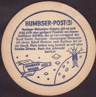 Beer coaster humbser-24-zadek-small