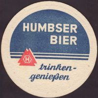 Beer coaster humbser-25-small