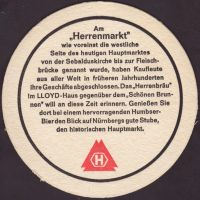 Beer coaster humbser-26-small