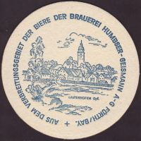 Beer coaster humbser-27-zadek-small