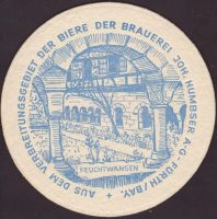 Beer coaster humbser-28-zadek-small