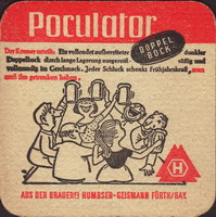 Beer coaster humbser-5-small