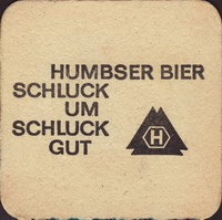 Beer coaster humbser-5-zadek-small