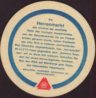 Beer coaster humbser-6-small