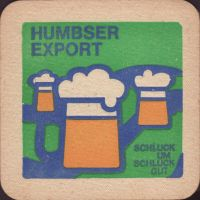 Beer coaster humbser-7-small
