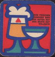 Beer coaster humbser-8-small