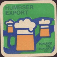Beer coaster humbser-9-small
