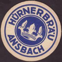 Pivní tácek hurnerbrau-4-oboje