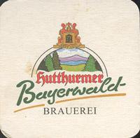 Pivní tácek hutthurmer-bayerwald-1