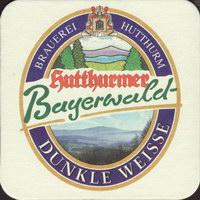Pivní tácek hutthurmer-bayerwald-11-zadek-small