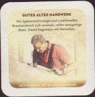 Pivní tácek hutthurmer-bayerwald-20-zadek-small