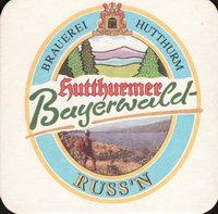 Pivní tácek hutthurmer-bayerwald-4-zadek-small
