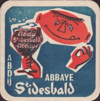 Beer coaster huyghe-45-small