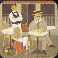 Beer coaster inbev-154