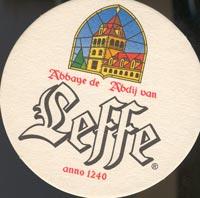 Beer coaster inbev-189