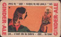 Beer coaster inbev-2034-small