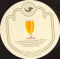 Beer coaster inbev-248-zadek