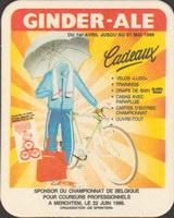 Beer coaster inbev-399-small