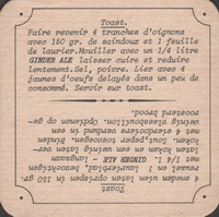 Beer coaster inbev-434-zadek-small
