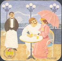 Beer coaster inbev-64